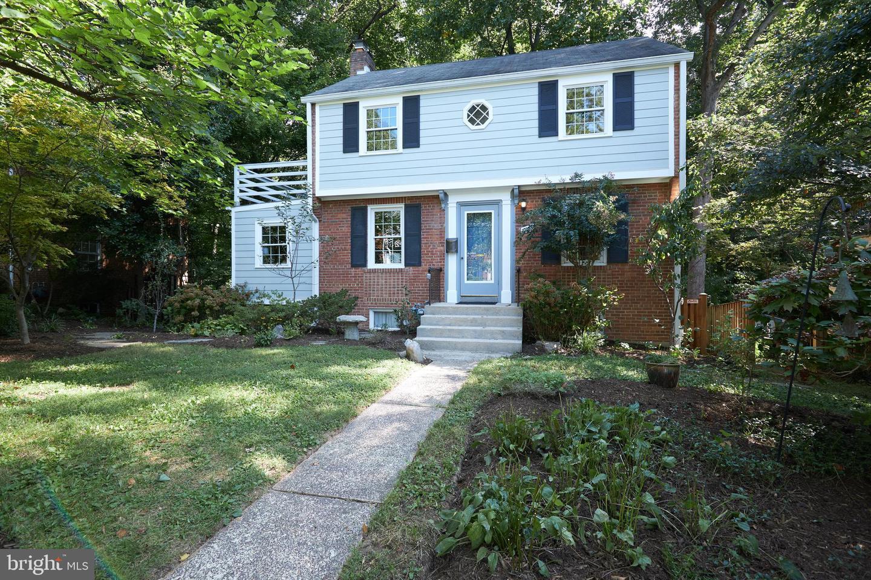 Single Family Homes pour l Vente à Takoma Park, Maryland 20912 États-Unis