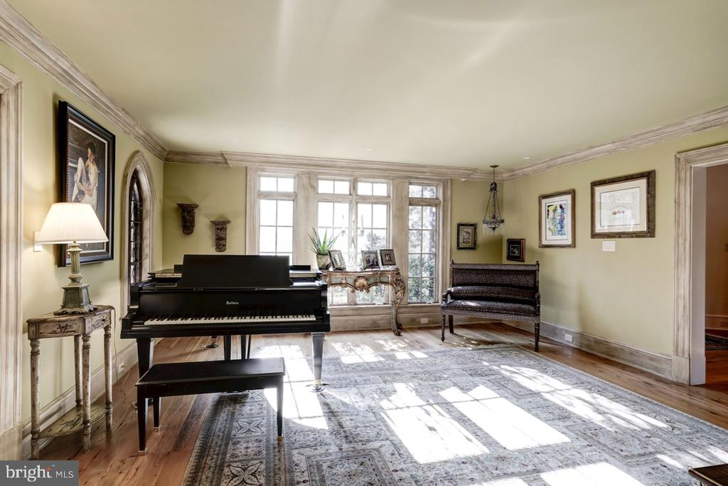 Living Room - 626 PHILIP DIGGES DR, GREAT FALLS