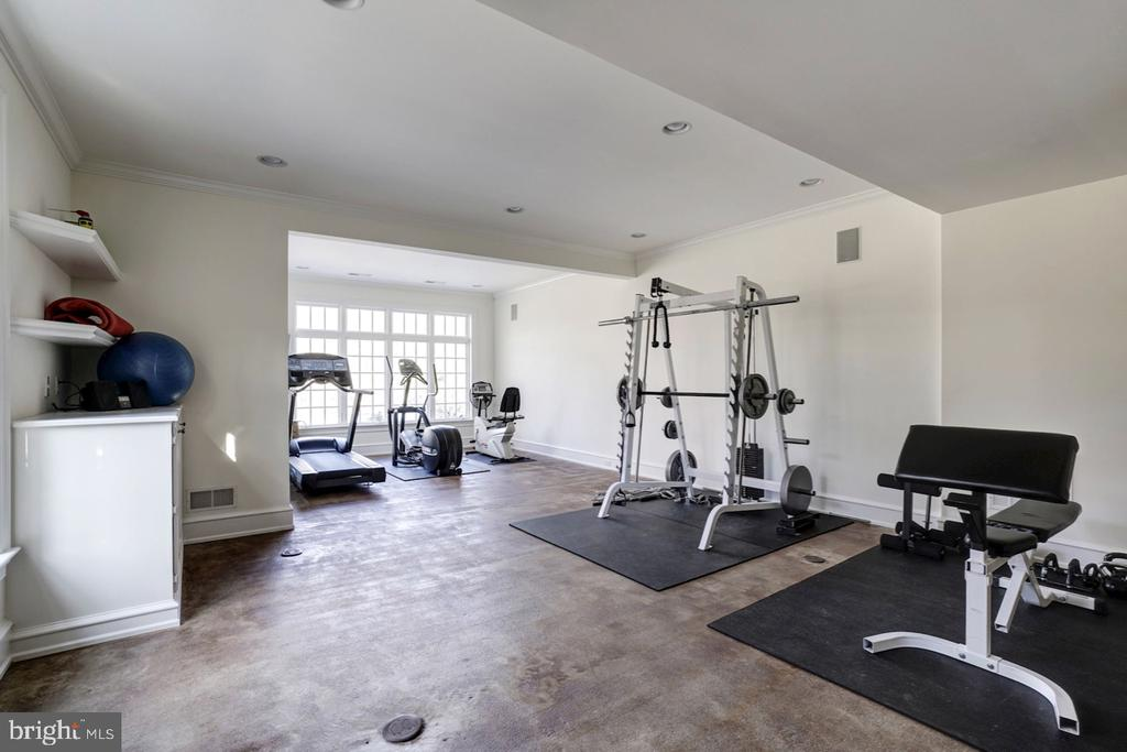 Fitness Room - 626 PHILIP DIGGES DR, GREAT FALLS
