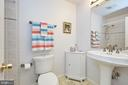 Hall Bath - 105 PATRICK ST SW, VIENNA