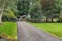 Driveway (Not Counting Carport!) Can Fit 6+ Cars! - 6411 RECREATION LN, FALLS CHURCH