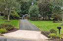 Home Sits on a 0.39 Acre Lot - MASSIVE YARD! - 6411 RECREATION LN, FALLS CHURCH