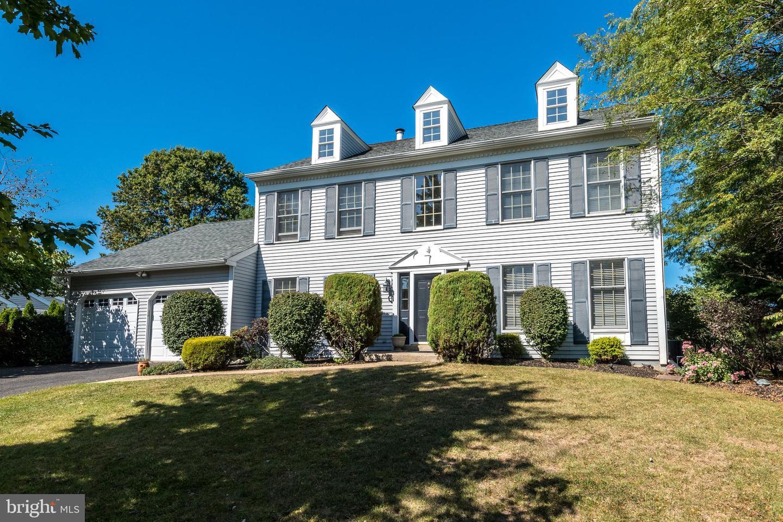 Single Family Homes för Försäljning vid Jamison, Pennsylvania 18929 Förenta staterna