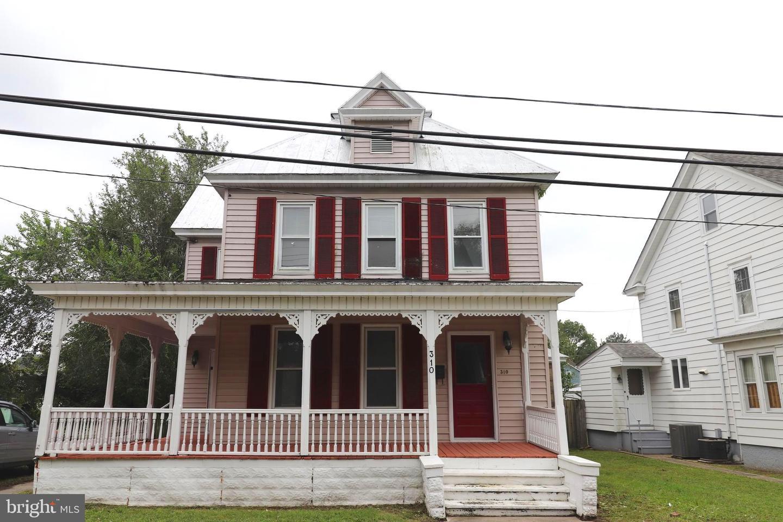 Single Family Homes для того Продажа на Federalsburg, Мэриленд 21632 Соединенные Штаты
