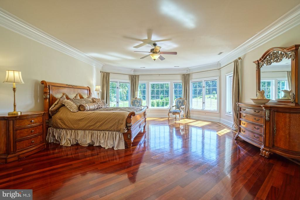 Large Master Bedroom with Views - 40163 BEACON HILL DR, LEESBURG