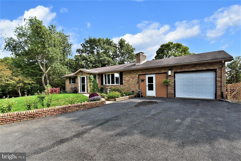 Single Family Homes 为 销售 在 Kunkletown, 宾夕法尼亚州 18058 美国