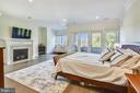 Owner's Suite with Private Balcony - 40850 ROBIN CIR, LEESBURG