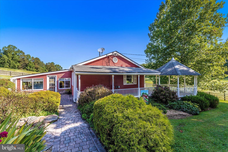 Single Family Homes için Satış at Finksburg, Maryland 21048 Amerika Birleşik Devletleri