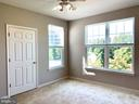 New windows allow light into the primary bedroom - 1625 INTERNATIONAL DR #412, MCLEAN