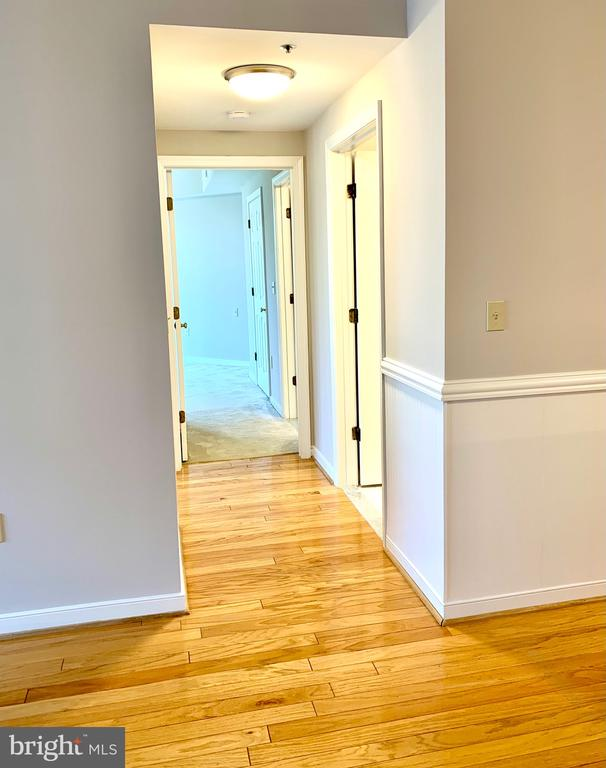 View to 2 Bedrooms & 2 bathrooms - 1625 INTERNATIONAL DR #412, MCLEAN