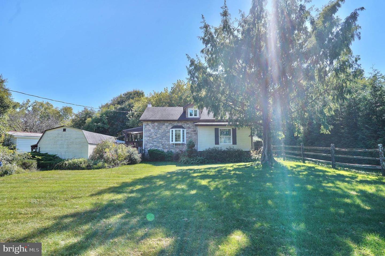 Single Family Homes för Försäljning vid Kempton, Pennsylvania 19529 Förenta staterna