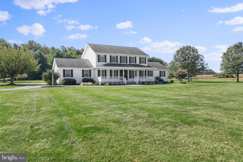 Single Family Homes por un Venta en Kennedyville, Maryland 21645 Estados Unidos
