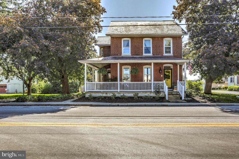 Single Family Homes pour l Vente à Strasburg, Pennsylvanie 17579 États-Unis