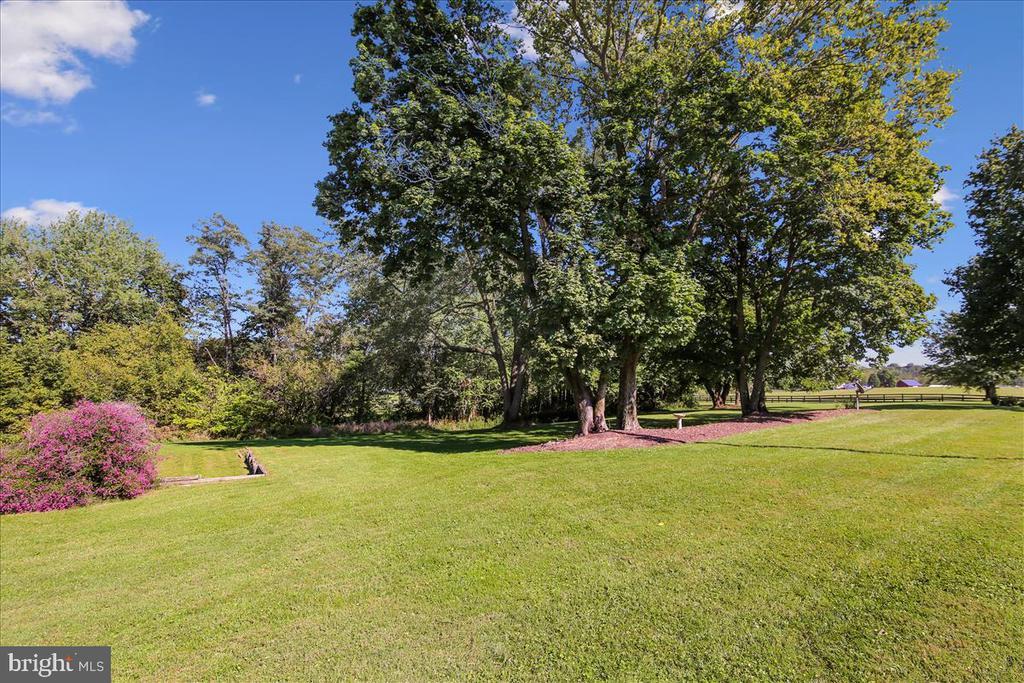 10 acres of peaceful bliss - 39860 LOVETTSVILLE RD, LOVETTSVILLE