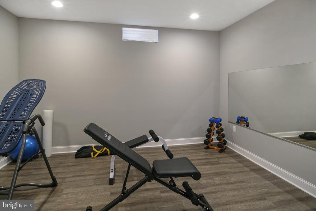 Exercise Room - 43945 RIVERPOINT DR, LEESBURG