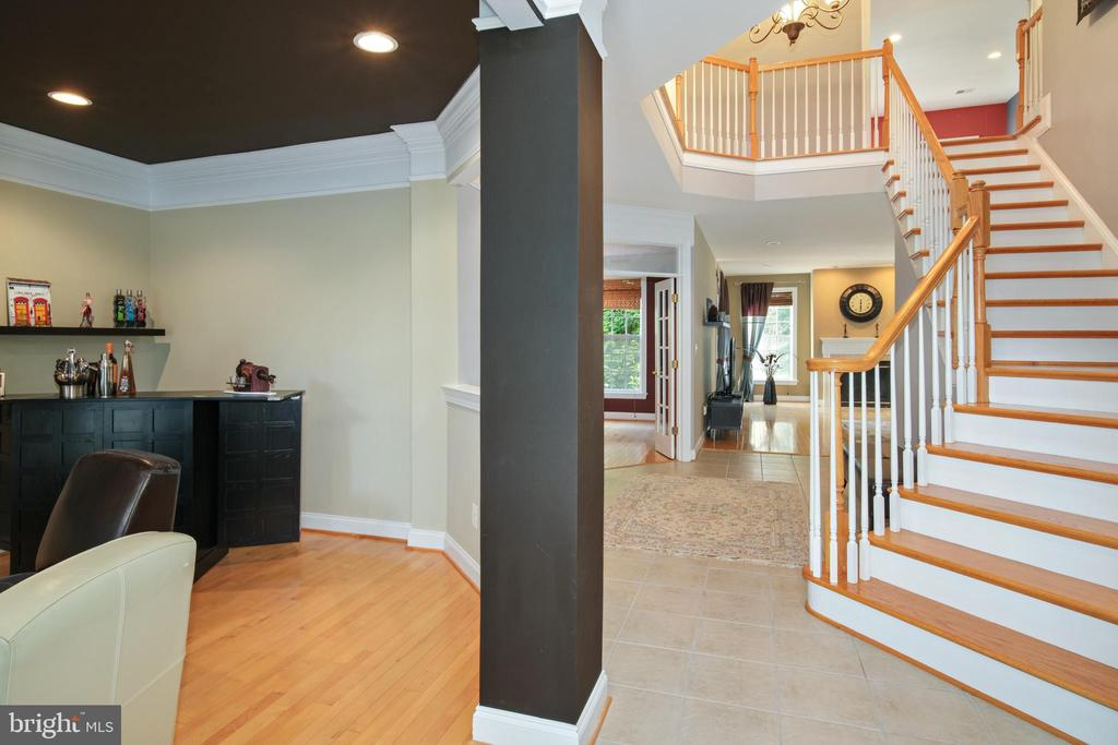 Foyer - 43945 RIVERPOINT DR, LEESBURG