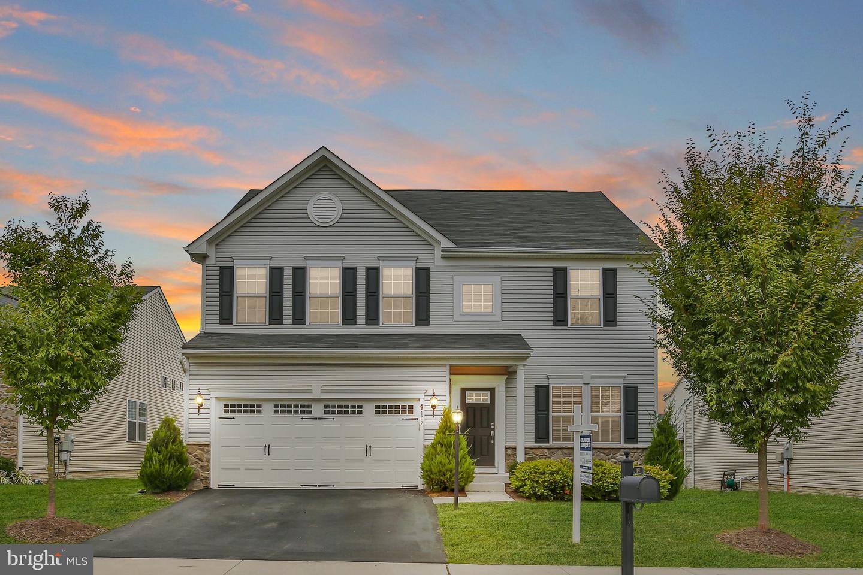 Single Family Homes por un Venta en Stephenson, Virginia 22656 Estados Unidos