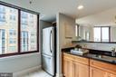 Kitchen - 1201 N GARFIELD ST #909, ARLINGTON