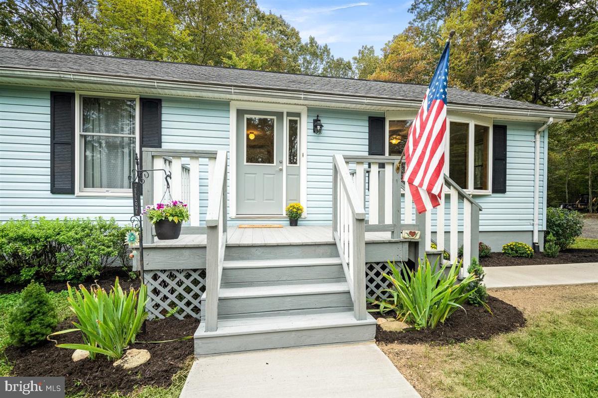 Single Family Homes för Försäljning vid Elkwood, Virginia 22718 Förenta staterna