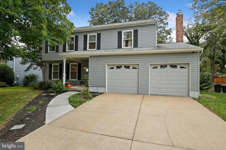 Single Family Homes para Venda às Jessup, Maryland 20794 Estados Unidos