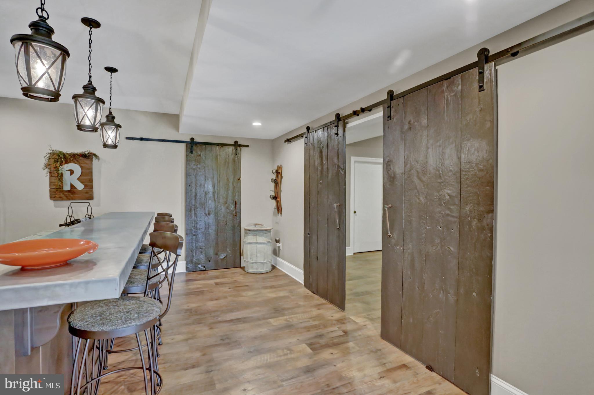 Beautiful Barn Doors