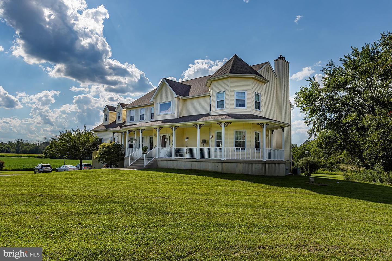 Single Family Homes pour l Vente à Jobstown, New Jersey 08041 États-Unis