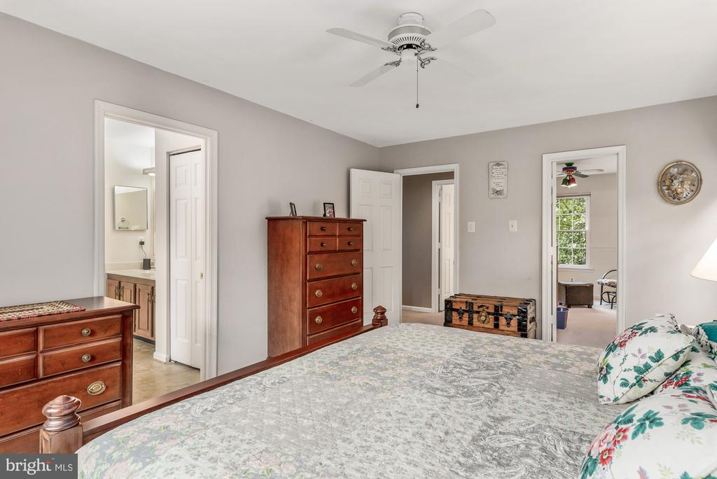 Owner's Bedroom - 507 STONEY CREEK CT, STERLING