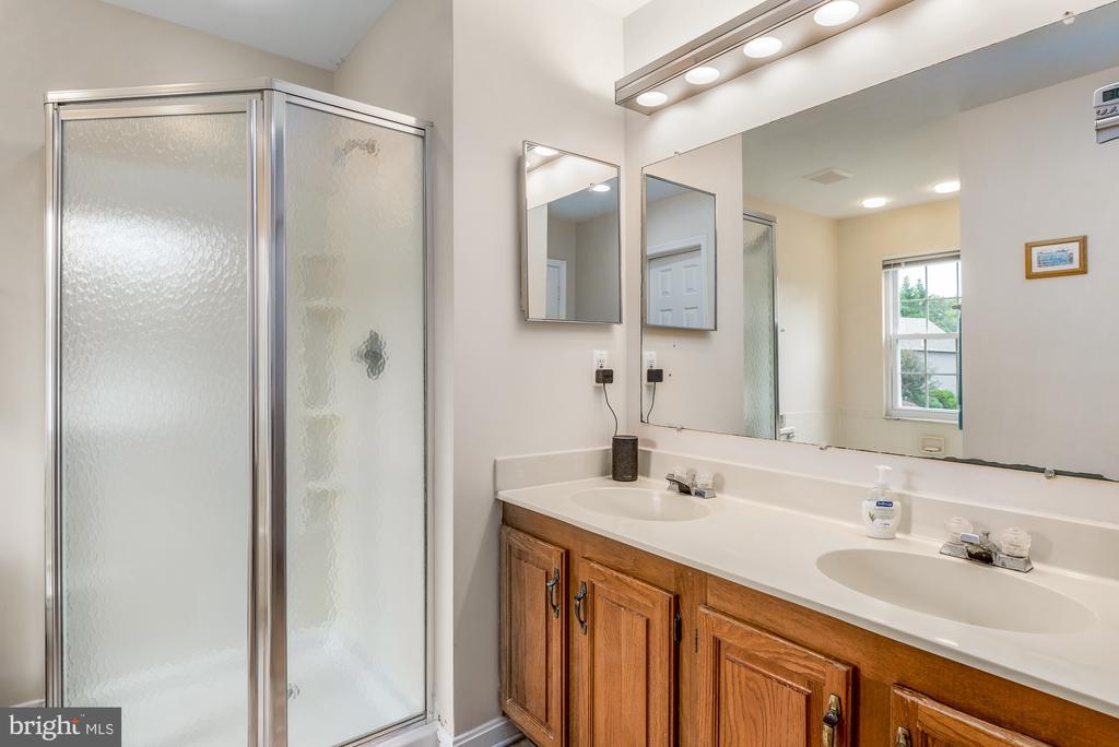 Owner's Bath - 507 STONEY CREEK CT, STERLING