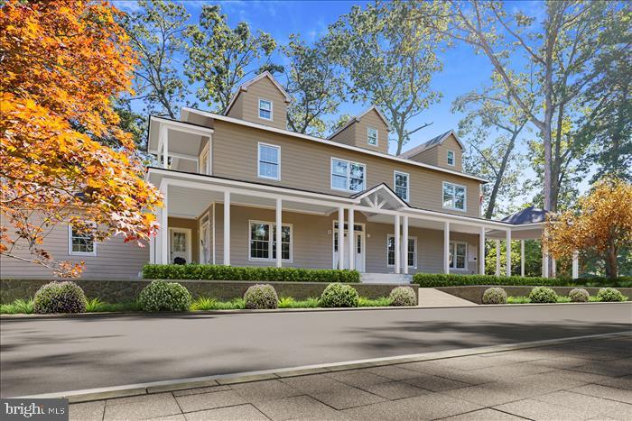 Single Family Homes vì Bán tại Falls Church, Virginia 22042 Hoa Kỳ