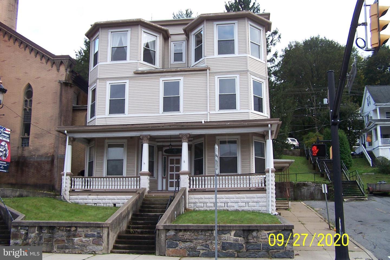 Single Family Homes 为 销售 在 Tamaqua, 宾夕法尼亚州 18252 美国
