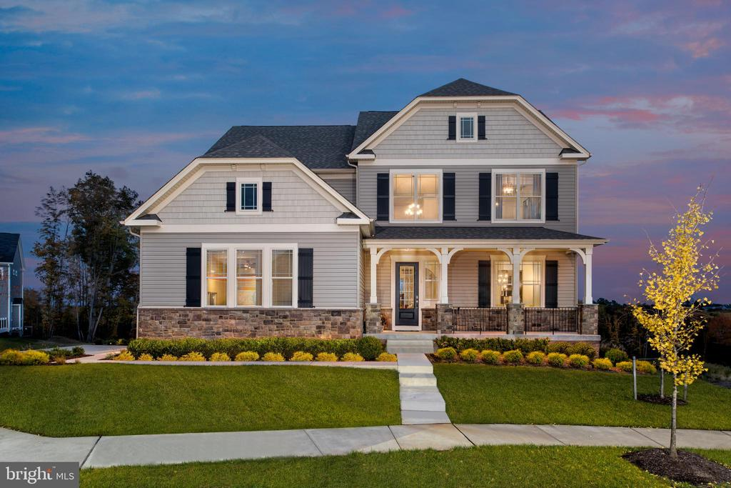 Gorgeous model home - 515 SOURWOOD CT, STAFFORD