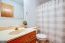 Main Level Full Bath - 6300 MARYE RD, WOODFORD