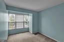 Bedroom #3 with Large Windows! - 13536 DARTER CT, CLIFTON