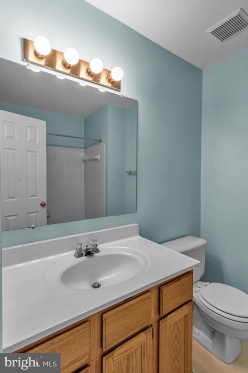 Upstairs Hall Bathroom! - 13536 DARTER CT, CLIFTON
