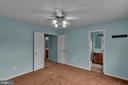 Primary Bedroom with Walk-In Closet! - 13536 DARTER CT, CLIFTON