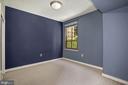 Bedroom - Overhead Lighting! - 888 N QUINCY ST #207, ARLINGTON