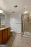 Full Bathroom - Ceramic Tile Flooring! - 888 N QUINCY ST #207, ARLINGTON