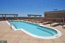 Rooftop Pool & Sun Deck w/ EXCEPTIONAL City Views! - 888 N QUINCY ST #207, ARLINGTON