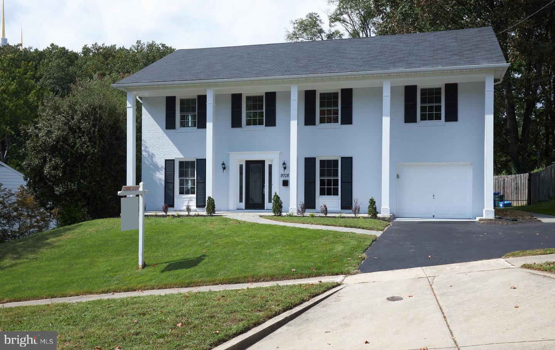 Single Family Homes 용 매매 에 Kensington, 메릴랜드 20895 미국