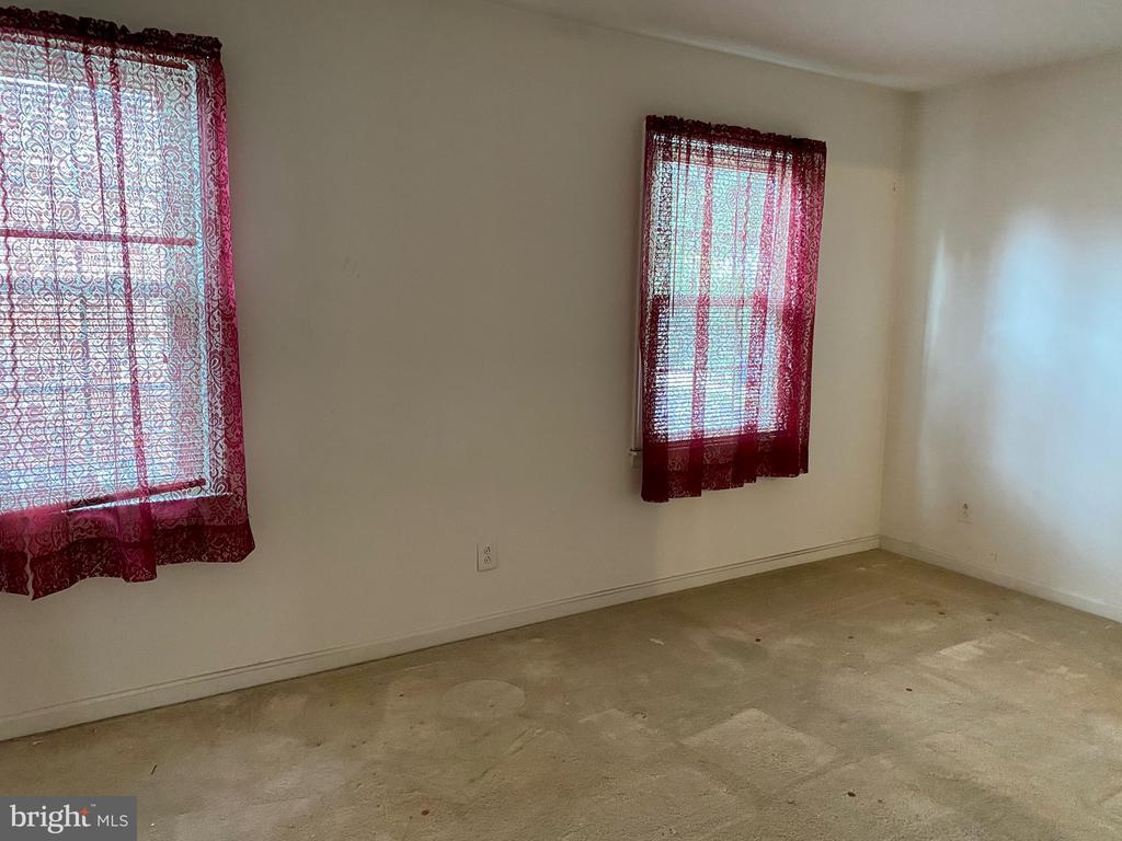 1st bedroom - 1164 N RANDOLPH ST, ARLINGTON