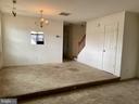 Dining room - 1164 N RANDOLPH ST, ARLINGTON