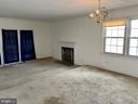 Combined Dining/Living room - 1164 N RANDOLPH ST, ARLINGTON
