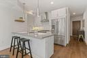 Kitchen - Gourmet Kitchen - A 10/10 Kitchen! - 2337 CHAMPLAIN ST NW #104, WASHINGTON