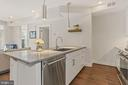 Breakfast Bar - Stainless Steel Appliances! - 2337 CHAMPLAIN ST NW #104, WASHINGTON