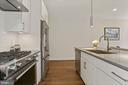 On-Trend, Modern, White & Soft Gray Color Palette! - 2337 CHAMPLAIN ST NW #104, WASHINGTON