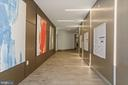 The Lobby at The Morgan - 2337 CHAMPLAIN ST NW #104, WASHINGTON