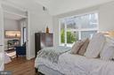 Bedroom - Serene, Peaceful Views! - 2337 CHAMPLAIN ST NW #104, WASHINGTON