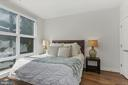 Bedroom - Wide Plank, High-End Hardwood Floors! - 2337 CHAMPLAIN ST NW #104, WASHINGTON