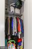 Customizable Elfa Closet in Foyer - 2337 CHAMPLAIN ST NW #104, WASHINGTON