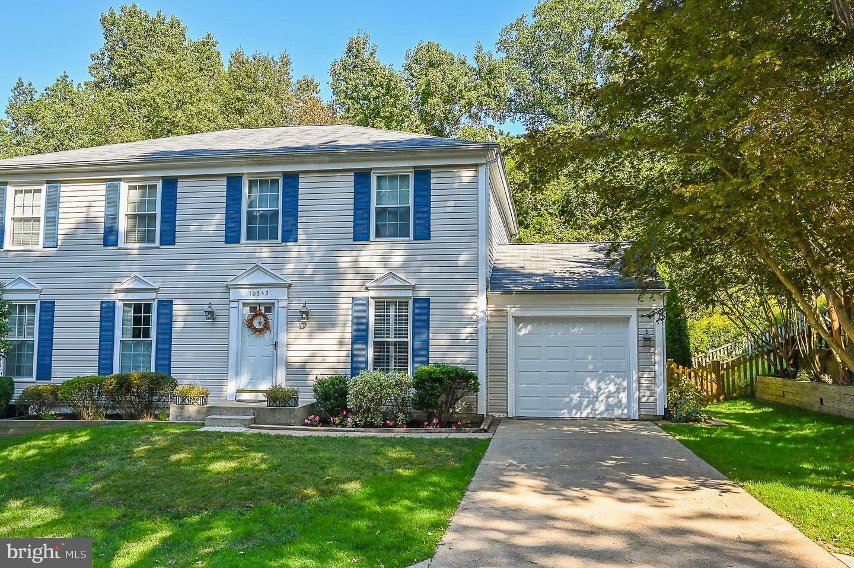 Single Family Homes для того Продажа на Burke, Виргиния 22015 Соединенные Штаты